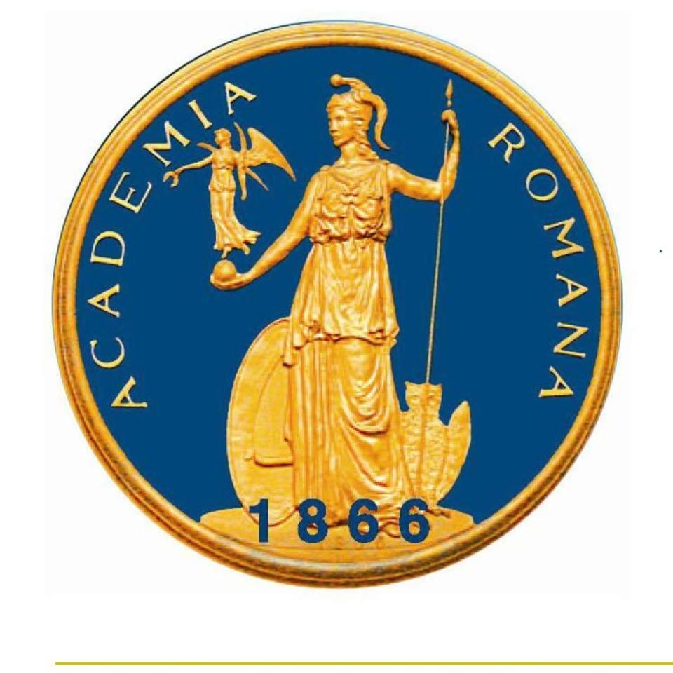 Academia Romana – Institutul George Calinescu Logo