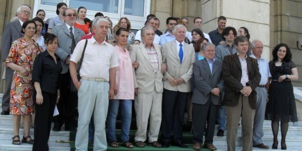 Membrii Institutului - foto 2013